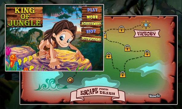 Tarzan: King of Jungle apk screenshot