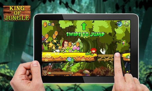Tarzan: King of Jungle screenshot 2