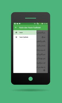 Yasin dan Yasin Fadhilah screenshot 1