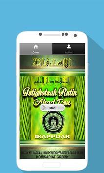 Istighosah Ikappdar Gresik poster