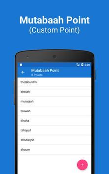 Mutabaah Pro apk screenshot