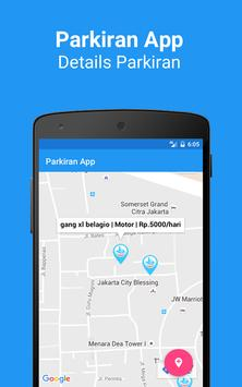 Parkiran apk screenshot