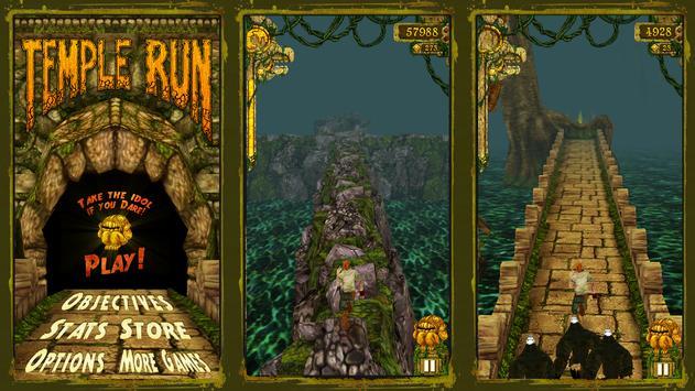 Temple Run apk تصوير الشاشة