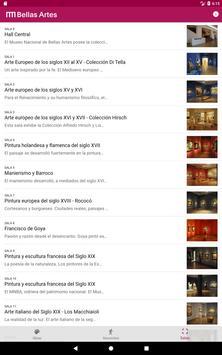 MyWay Museo Nacional de Bellas Artes screenshot 11