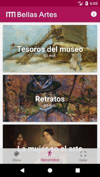 MyWay Museo Nacional de Bellas Artes screenshot 1