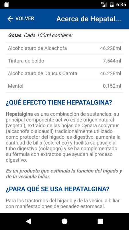 ... HepApp screenshot 6 ...