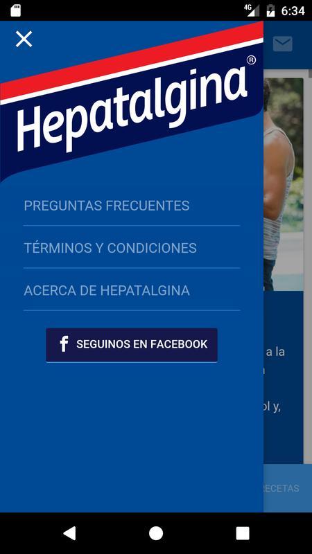 ... HepApp screenshot 3 ...