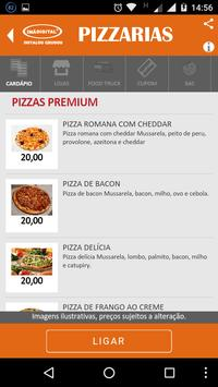 House Pizzaria Fast Food poster