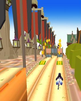 chibi run : anime games screenshot 2