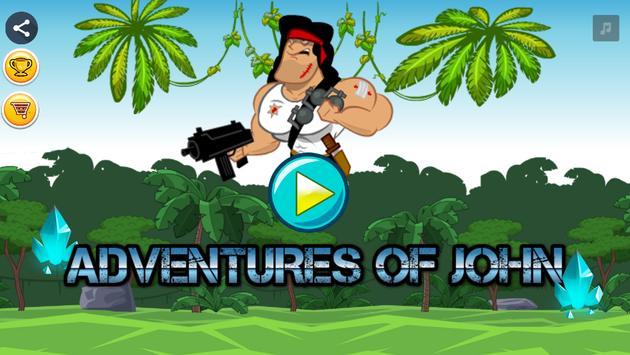 Adventures Of John screenshot 3