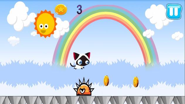 Cat Jumper screenshot 1