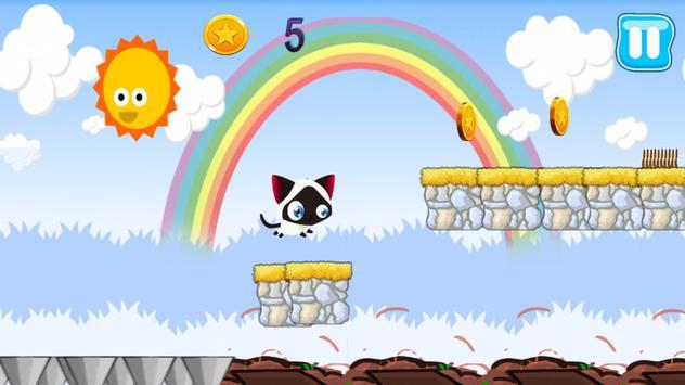 Cat Jumper screenshot 2