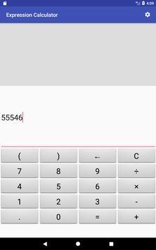 Expression Calculator screenshot 4