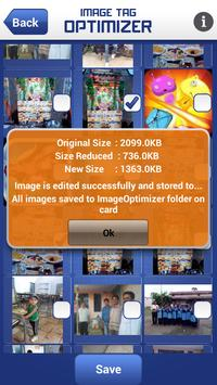 Image Optimizer apk screenshot