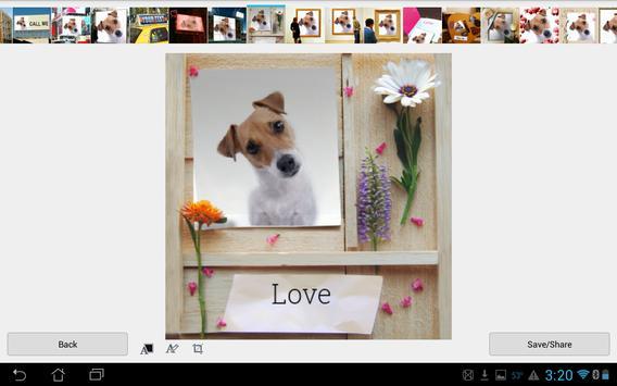 ImageChef - fun with photos apk screenshot