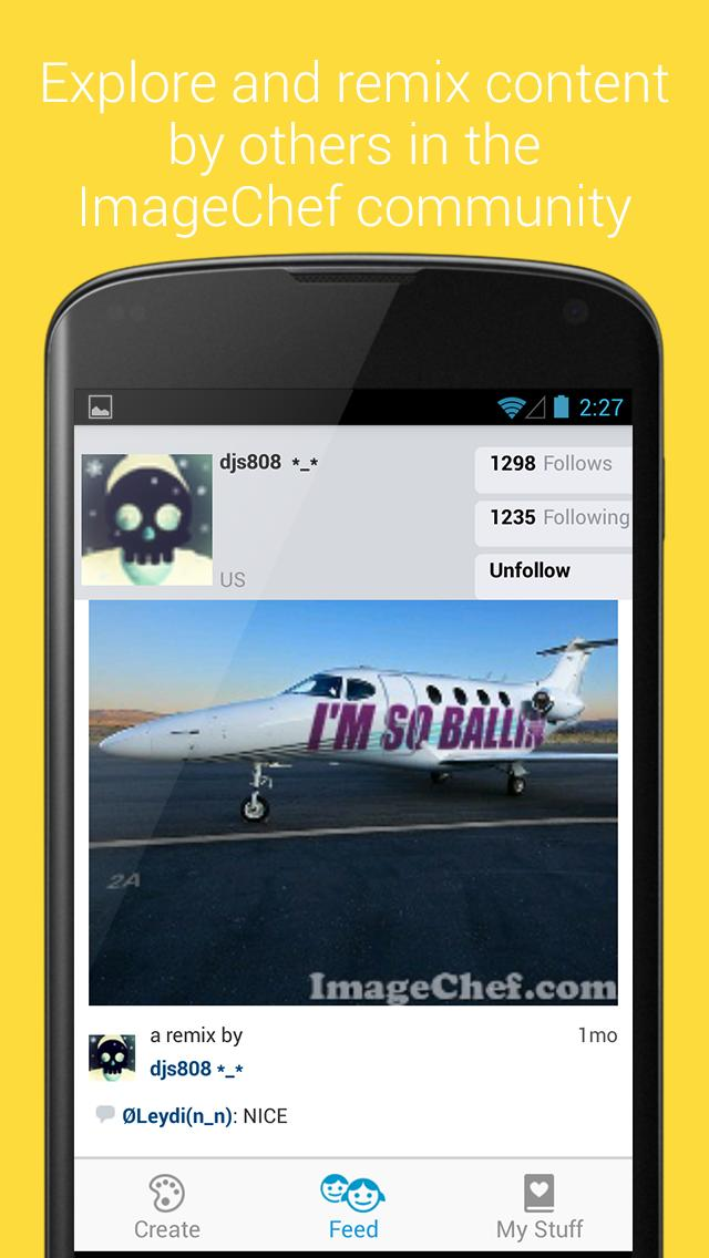 Imagechef For Android Apk Download