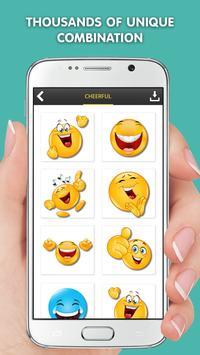 Chat Emoji apk screenshot