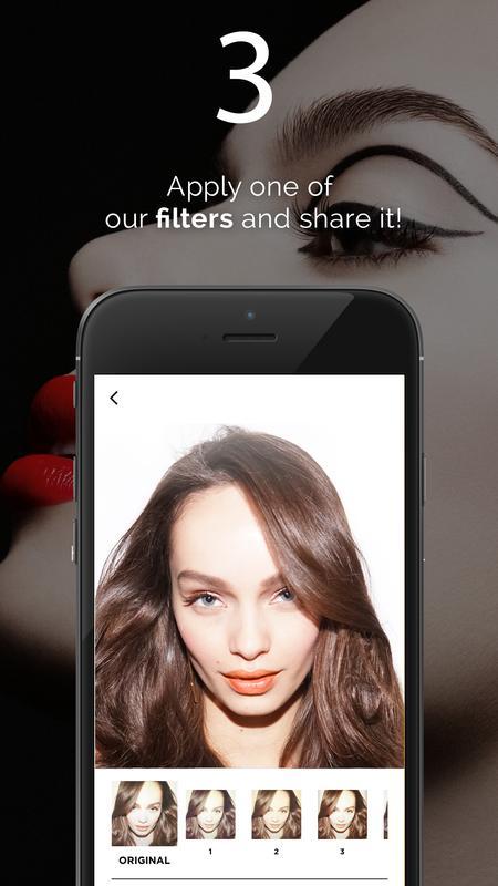 ... Makeup Genius screenshot 2 ...