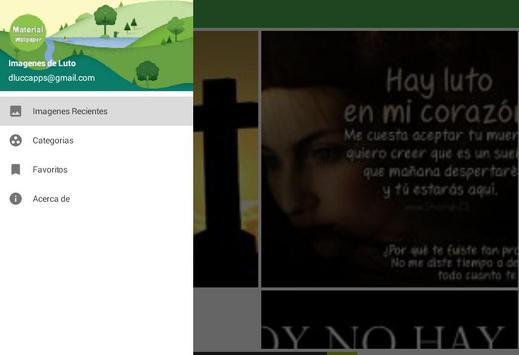 Mourning Images screenshot 7