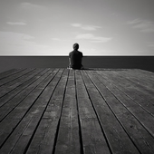 Loneliness and Sadness Images icon
