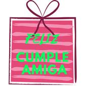 Feliz Cumpleaños Amiga icon