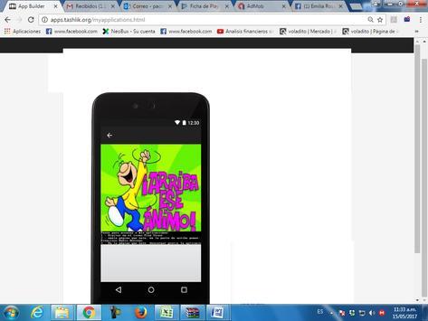 IMAGENES ANIMO WHATSAPP apk screenshot