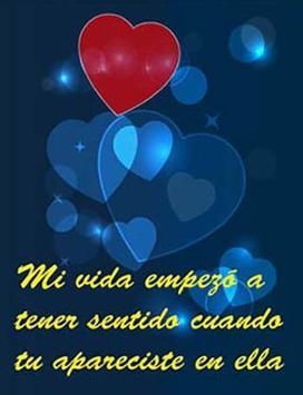 Imagenes de Amor con Frases poster