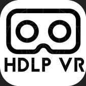 HDLP VR icon