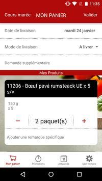 SAVIA Produits Frais apk screenshot