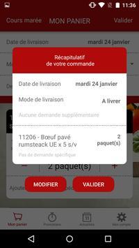 TG Viandes & Marée apk screenshot