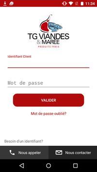 TG Viandes & Marée poster