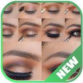 Excellent Eye make up techniques icon
