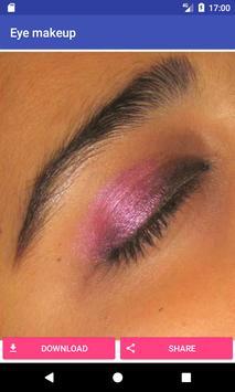 Beauty Eye Makeup for girls poster