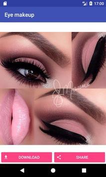 Beauty Eye Makeup for girls screenshot 1