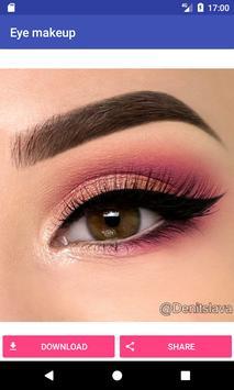 Beauty Eye Makeup for girls screenshot 2