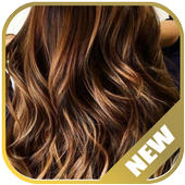 Lovely hairstyles ideas icon