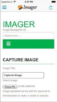 SPD Imager - Documentum Mobile screenshot 1