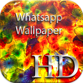 Wallpaper for whatsapp PRO icon