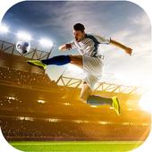 Soccer Player Wallpaper HD icon