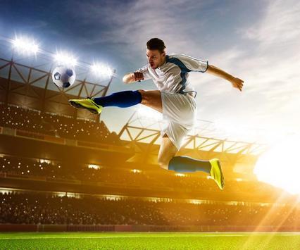 Soccer Player Wallpaper HD apk screenshot
