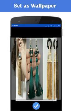 Earrings Design Ideas 2018 screenshot 1