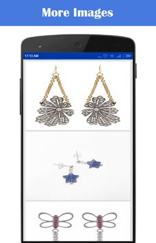 Earrings Design Ideas 2018 screenshot 4
