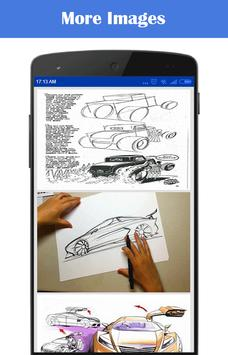 How to Draw Cars pro apk screenshot