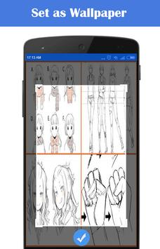 How to Draw Anime step by step apk screenshot