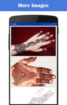 How to Draw Mehndi Designs poster