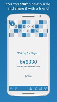 Sudoku Zenkai screenshot 4