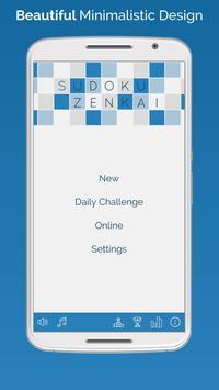 Sudoku Zenkai poster