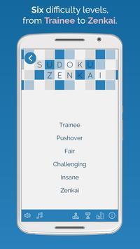 Sudoku Zenkai screenshot 1