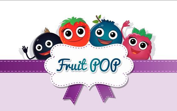 Fruit POP poster