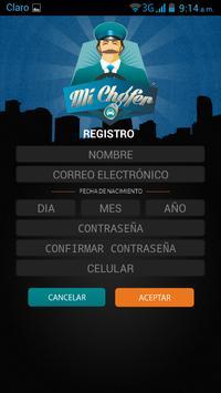 Mi Chofer screenshot 3